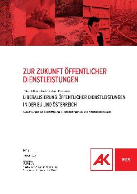 Liberalisierung öffentlicher Dienstleistungen in der EU und Österreich