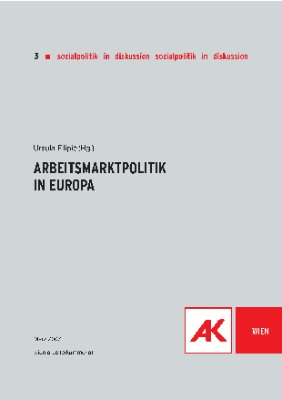 Arbeitsmarktpolitik in Europa