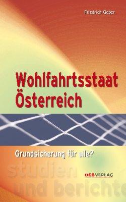 Wohlfahrtsstaat Österreich