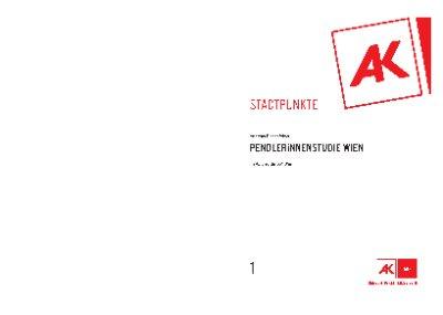 PendlerInnenstudie Wien