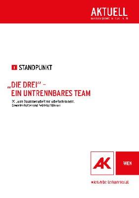 """""""Die Drei"""" – Ein untrennbares Team"""