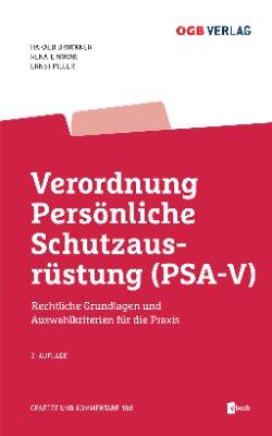 Verordnung Persönliche Schutzausrüstung (PSA-V)