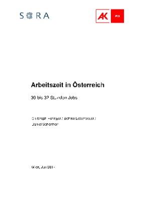 Arbeitszeit in Österreich