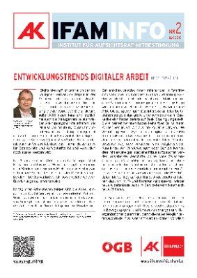 IFAM info - 2019 Heft 2